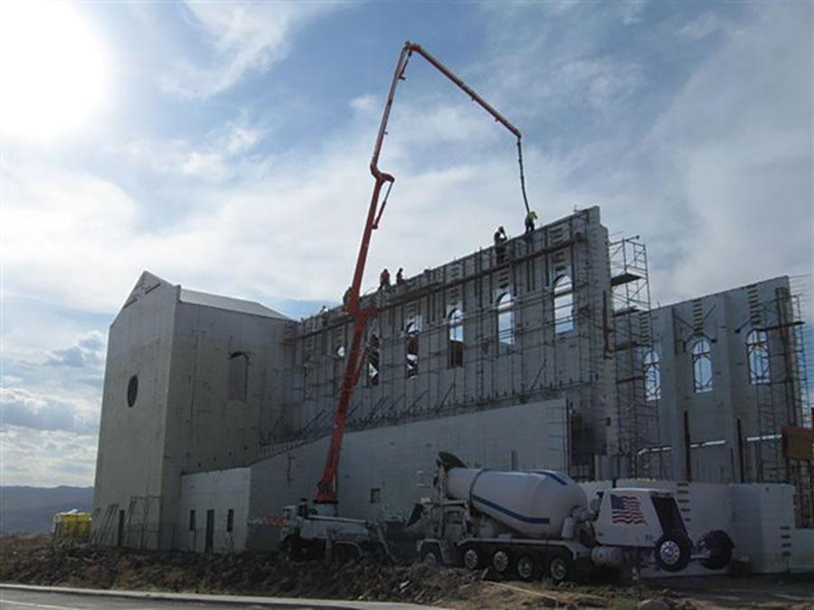 St. Margaret Mary Church Construction in Bullhead City