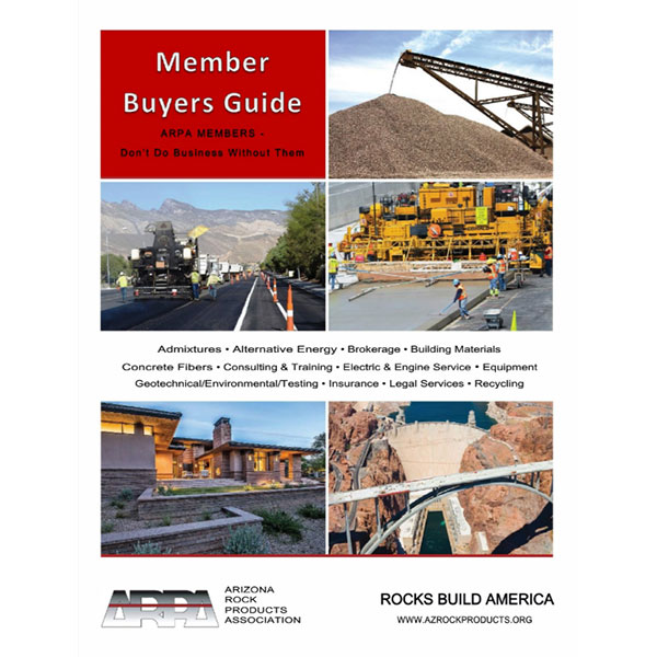 ARPA Member Buyers Guide