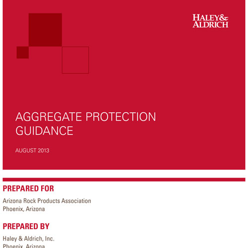 ARPA Aggregate Protection Guidance Document