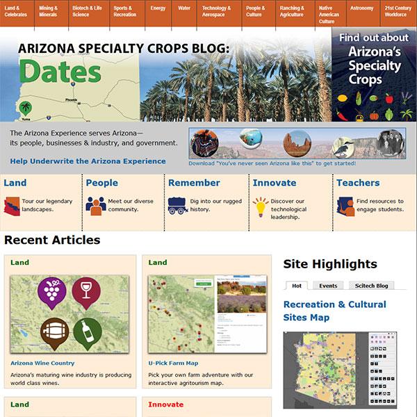 www.ArizonaExperience.org