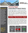 The Arizona Rock Products Industry: Economic Impact Study